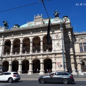 ウィーンといえば・・・オペラ座~ウィーン国立歌劇場~