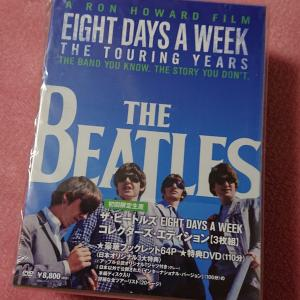 ビートルズ 映画「EIGHT DAYS A WEEK~The Touring Years」