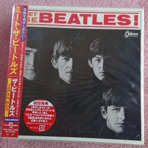 ミート・ザ・ビートルズ JAPAN BOX (初回生産限定盤)