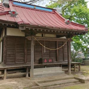 女方羽黒神社(常陸下館七羽黒にあらず)