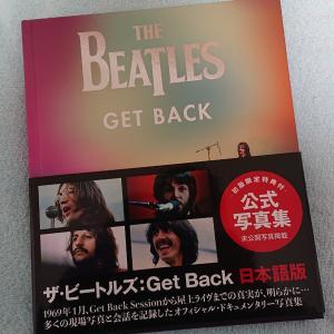 公式写真集「ザ・ビートルズ:Get Back」