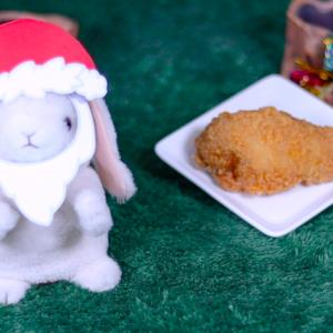 【黄金チキン 骨つき】ローソン 12月3日(火)新発売、コンビニ チキン 食べてみた!【感想】