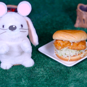 【チキン南蛮】モスバーガー 1月23日(木)新発売、モス期間限定バーガー 食べてみた!【感想】