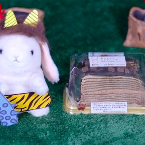 【生ショコラミルクレープ】ローソン 1月28日(火)新発売、コンビニ スイーツ 食べてみた!【感想】
