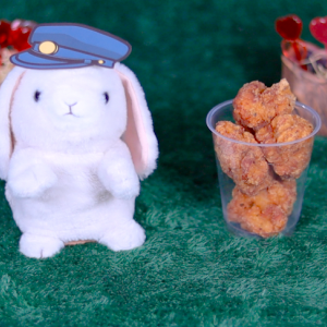 【ごっち監修 鶏から 香ばし香味野菜】ローソン 2月11日(火)新発売、コンビニ からあげ 食べてみた!【感想】