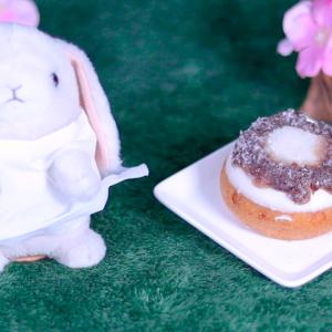 【あずきもちシュー】ミスド 7月3日(金)新発売、ミスタードーナツ もちクリームドーナツコレクション 食べてみた!【感想】