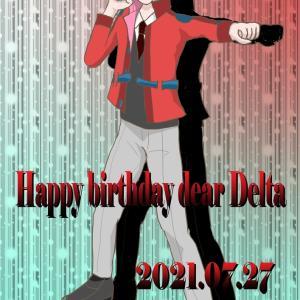 祝♥茜デルタ生誕祭2021記念 末永くお幸せに