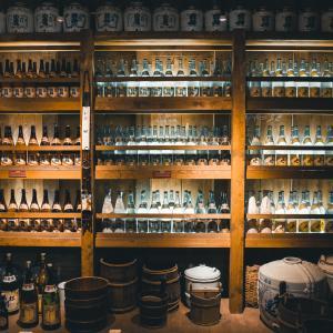 日本最北の酒蔵『国稀酒造』でぷらぷら撮りながら日本酒を買う。