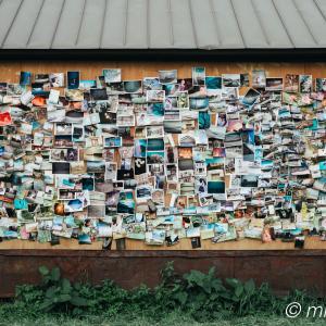 小樽鉄路写真展をぷらり。