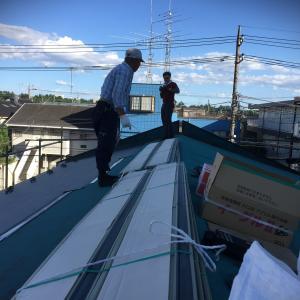 雨漏り修繕その④〜屋根の仕上り、その後。