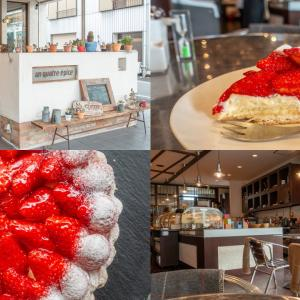 アンキャトルエピス|子連れカフェも大歓迎のアットホームな洋菓子店(富士宮市)