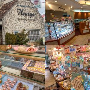フルーリス洋菓子店|かわいいケーキがいっぱいで心躍る(富士宮市)