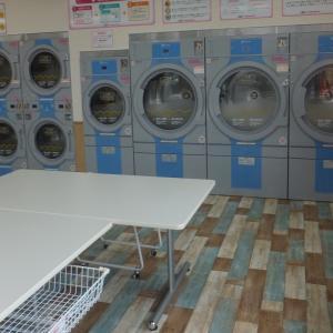今日は衣類乾燥機の日
