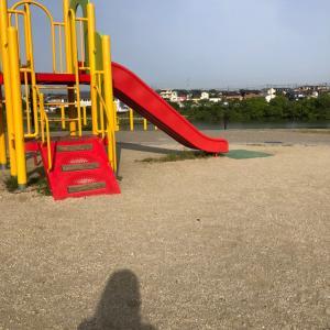 朝7時、約束の公園。