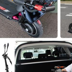 公道で乗れる電動キックボード比較!!ボーナスで買えるお手軽モデル5選