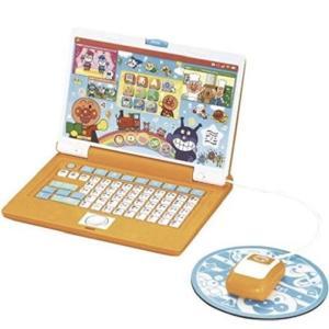 アンパンマンのパソコンを子供にプレゼントするとどのくらい喜ぶか