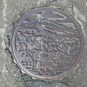 【青森県】つがる市(旧柏村)のマンホール