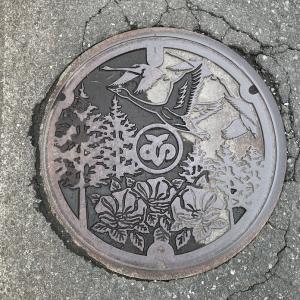 【青森県】むつ市のマンホール