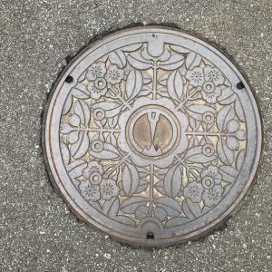 【山形県】鶴岡市のマンホール 3