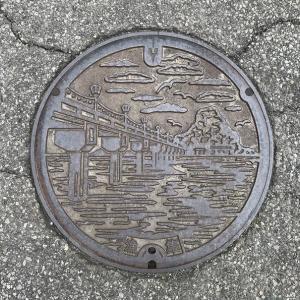 【山形県】鶴岡市のマンホール 4