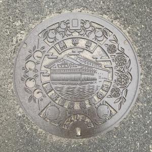 【福島県】福島市のマンホール 4