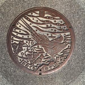 【山形県】大蔵村のマンホール