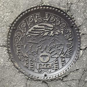 【長野県】軽井沢町のマンホール