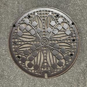 【北海道】帯広市のマンホール 2