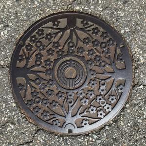【富山県】砺波市(旧庄川町)のマンホール