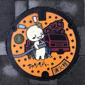【埼玉県】狭山市のマンホール