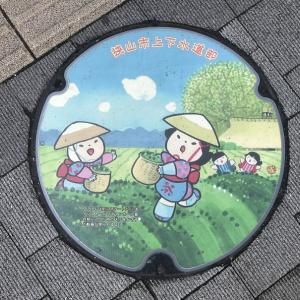 【埼玉県】狭山市のマンホール 2