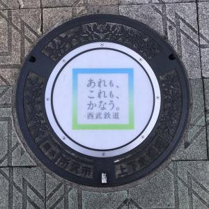 【埼玉県】所沢市のマンホール 7