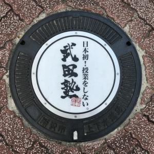 【埼玉県】所沢市のマンホール 19