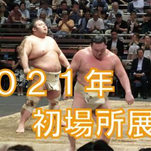 大相撲初場所の展望と期待