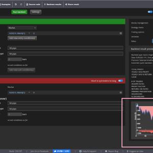 EA開発中にリアルタイムでバックテストができるAlgoWizardを紹介!
