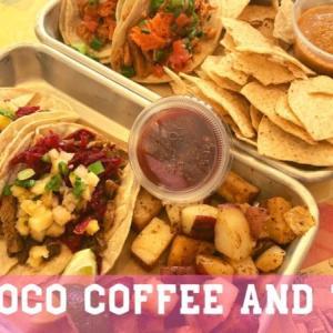 ビーガンタコス専門店「Tiki Loco Coffee and Tacos」