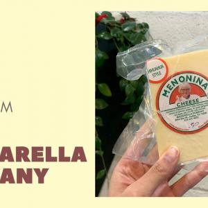 Deep Ellumにあるチーズ工場「Mozzarella Co」