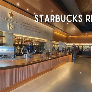 高級スタバ!ダラスのStarbucks Reserve