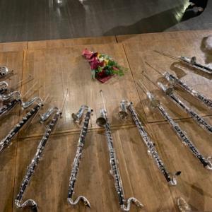 吹奏楽でのバスクラリネットの役割 1人で音が聞こえるの?