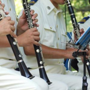 クラリネット 吹奏楽での役割はオーケストラのバイオリン