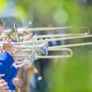 トロンボーン 吹奏楽での役割は迫力を出すこと まるで象