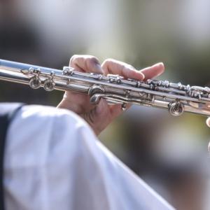 フルート 吹奏楽での役割は小鳥のさえずりのように聞かせること