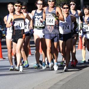 競歩の世界記録と日本記録