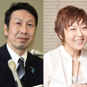 【芸能】室井佑月 米山隆一氏と結婚!熱いプロポーズ、猛アタックに押し切られ...知人「初々しいお付き合いだった」