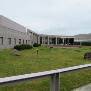 北海道 天気が悪そうなので旭川市博物館へ