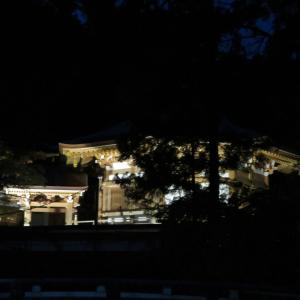 高野山最後の日にはやっぱり奥の院