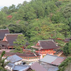 カラフルな日御碕神社