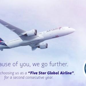 JAL/QF/LATAMビジネスクラス 東京発パラグアイ行きが安い・・・かも
