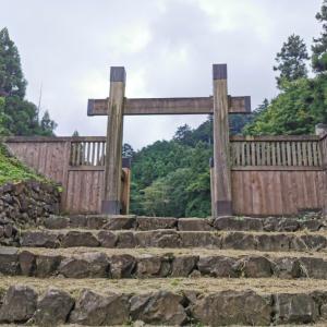 八王子の日本100名城【八王子城跡①】