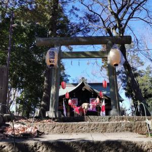 富士森公園~浅間神社